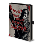 The Walking Dead: Negan & Lucile Notebook A5 Premium
