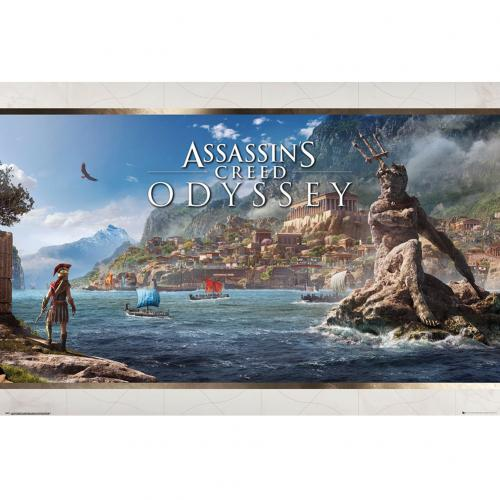Assassins Creed Odyssey Poster 173