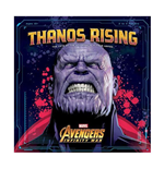 Avengers Infinity War Cooperative Dice and Card Game Thanos Rising *English Version*