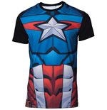Captain America T-shirt 324970