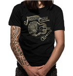 Johnny Cash T-shirt 325728