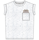 Pusheen T-shirt 325867