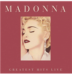 Vynil Madonna - Greatest Hits Live