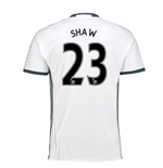 2016-17 Man Utd Third Shirt (Shaw 23)