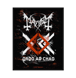 Mayhem Standard Patch: Ordo Ad Chao (Loose)