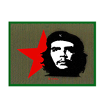 Che Guevara Standard Patch: Star (Loose)