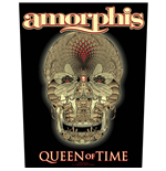 Amorphis Back Patch: Queen of Time