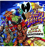 Vynil Wu-Tang Clan - The Saga Continues (2 Lp)