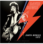Vynil David Bowie - Best Of Live Santa Monica '72