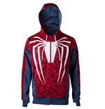 Spiderman - PS4 Game Outfit Hoodie