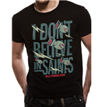 All Time Low - I Dont Believe In Saints - Unisex T-shirt Black