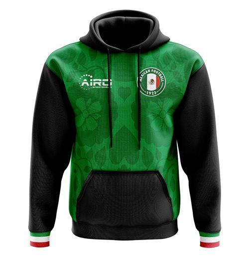 2018-2019 Mexico Home Concept Football Hoody (Kids)
