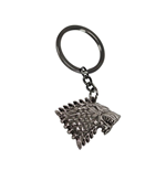 Game of Thrones Metal Keychain Stark 7 cm