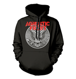 Agnostic Front Sweatshirt Against All Eagle