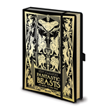 Fantastic Beasts: The Crimes of Grindelwald Notepad 328634