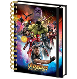 The Avengers Notepad 328643
