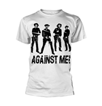 Against ME! T-Shirt Western