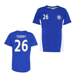Official Chelsea Training T-Shirt (Blue) (Terry 26)