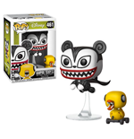 Nightmare before Christmas POP! Movies Vinyl Figure Vampire Teddy & Duck 9 cm