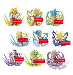 Dragonball Super WCF ChiBi Figures 7 cm Assortment Burst (28)