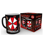 Resident Evil Heat Change Mug Umbrella