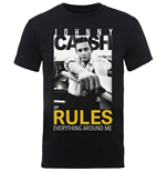 Johnny Cash T-shirt 330769
