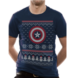 Captain America T-shirt 331237