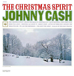 Vynil Johnny Cash - The Christmas Spirit - Colour Vinyl