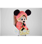 Peluche Mickey Mouse with a Cover 25 cm