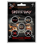 Green Day Pin 331670