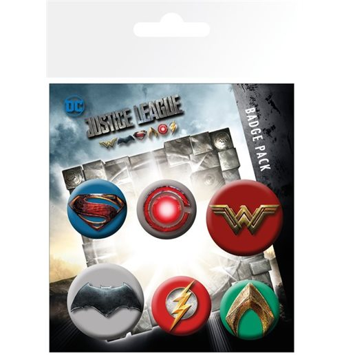 Justice League Pin 331690
