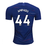 2018-2019 Chelsea Home Nike Football Shirt (Ampadu 44)