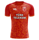 2018-2019 Galatasaray Fans Culture Home Concept Shirt