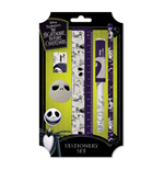 Nightmare Before Christmas 5-Piece Stationery Set