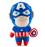 Captain America Plush Toy 332605