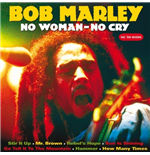 "Vynil Bob Marley - No Woman, No Cry (Live At The Lyceum, London) (7"")"
