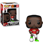 EPL POP! Football Vinyl Figure Romelu Lukaku (Manchester United) 9 cm