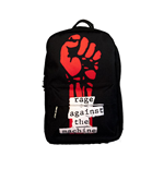 Rage Against The Machine Backpack Bag Fistfull (RUCKSACK)