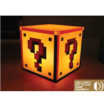 Super Mario Bros. - Question Block Night Light
