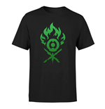 Magic the Gathering T-Shirt Gruul Symbol