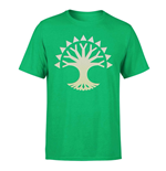 Magic the Gathering T-Shirt Selesnya Symbol
