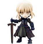 Fate/Grand Order Cu-Poche Action Figure Saber / Altria Pendragon (Alter) Casual Ver. 11 cm