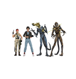 Alien - Series Twelve 7 Inch Assorted Set Of 4 - Action Figure - 7 Inch