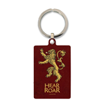 Game of Thrones Metal Keychain Lannister 6 cm
