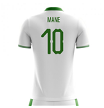 2018-2019 Senegal Home Concept Football Shirt (Mane 10)