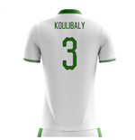 2018-2019 Senegal Home Concept Football Shirt (Koulibaly 3)