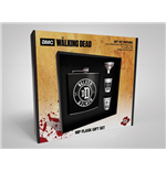 The Walking Dead Stainless Flask 334172