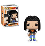 Dragonball Z POP! Animation Vinyl Figure Android 17 9 cm