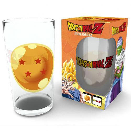 Dragon Ball Z Large Glass
