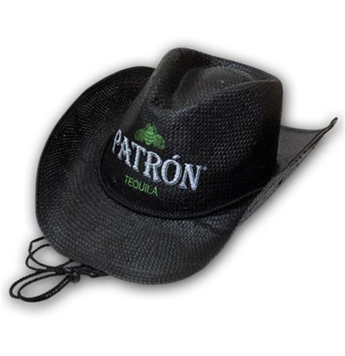 PATRON Tequila Cowboy Hat f48dd5f94fd